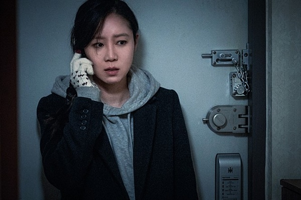 ▲  도어락 스틸컷ⓒ 메가박스중앙(주)플러스엠